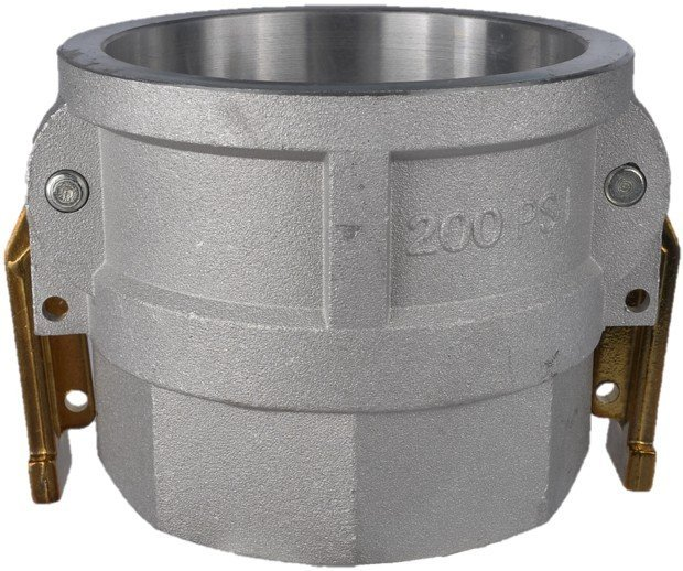 Heavy wall aluminum couplings national equipment corporation