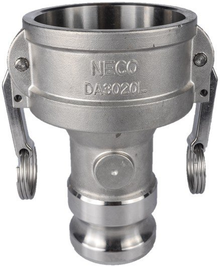 Heavy wall stainless steel couplings national equipment